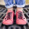 Kép 2/2 - GITA bohemian EPERPIROS kézműves bőr cipő