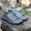 Kép 2/3 - GITA bohemian GLAMSZÜRKE kézműves bőr cipő