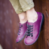 Kép 2/2 - GITA boots VINO kézműves bőr cipő
