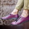 Kép 1/2 - GITA boots VINO kézműves bőr cipő