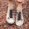 Kép 2/3 - GITA boots HOMOK kézműves bőr cipő