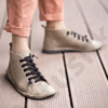 Kép 1/3 - GITA boots HOMOK kézműves bőr cipő