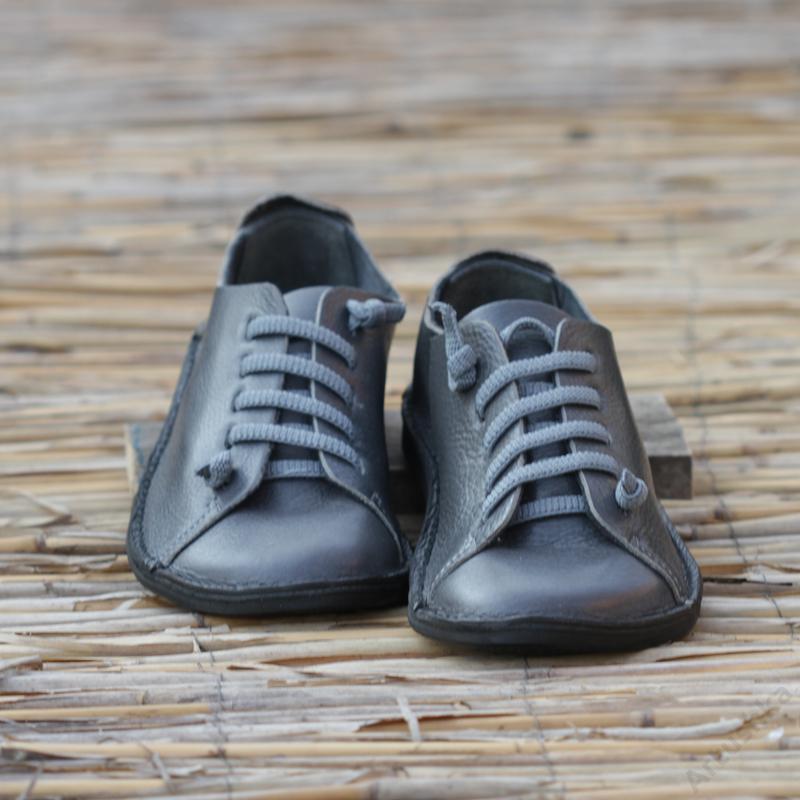 GITA bohemian GLAMSZÜRKE kézműves bőr cipő